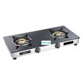 Diamond 2 Burner Toughened Glass Cooktop