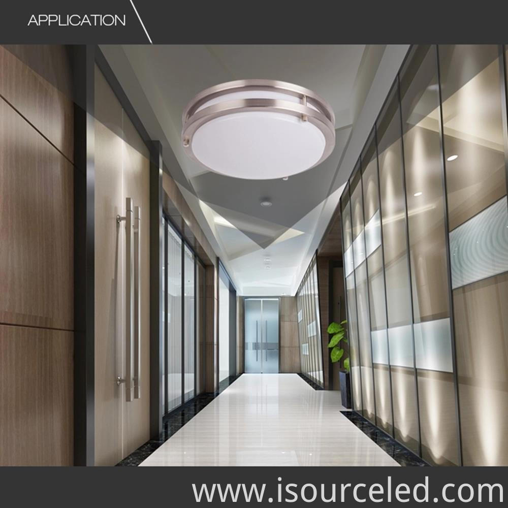 led ceiling lights for indoor outdoor lighting
