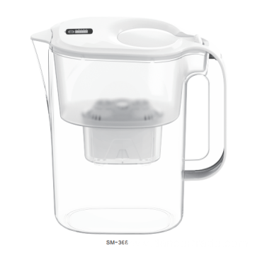 3.5L BPA FREE Water Filter Pitcher Systems