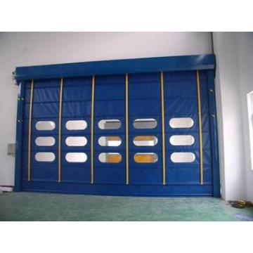 Automatik PVC Rapid Roll up Door