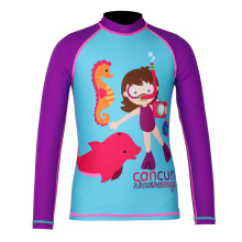 Seaskin Long Sleeve Pink RashGuard Swimming On Sale