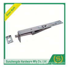 SDB-003SS Hand Made Classical Design Plastic Aluminum High Security Door Catch Latch Barrel Bolt