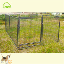 Outdoor easy to assemble cheap dog runs