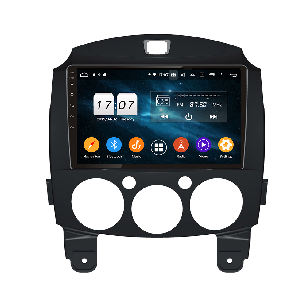 Android Screen For Mazda 2