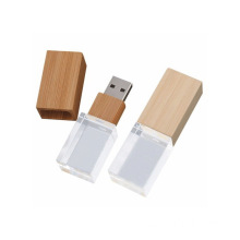 Wedding Crytal USB Flash Drive With Custom LOGO