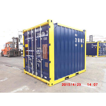 10` Offshore Trockencontainer