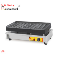 220v commercial poffertjes grill machine 50pcs