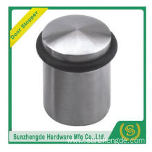 SZD SDH-013SS Hotel NEW stainless steel dachshund door draft stopper rubber door draft stopper garage door stopper