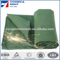 Cotton Canvas Tarpaulin Fabric for Tent Truck Cover