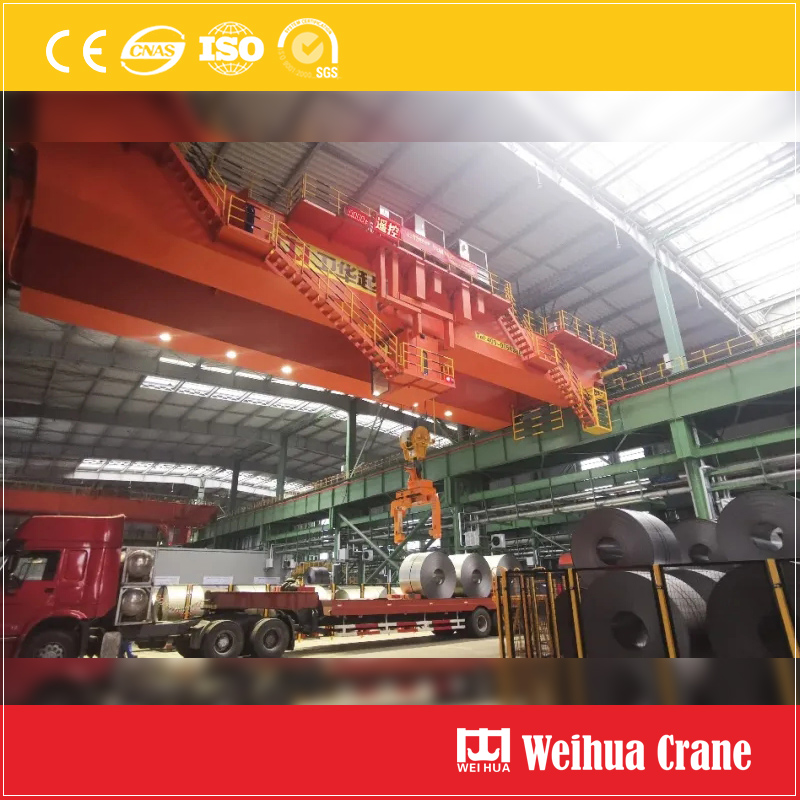 35t Overhead Crane Vehicle Scanning