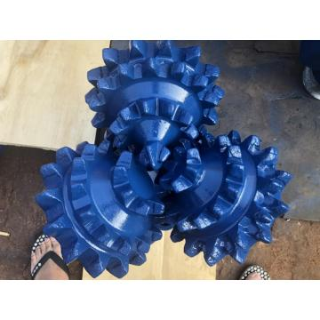 14 3/4 steel tooth tricone bit drilling