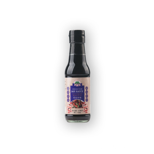 150ml Less Salt Dark Soy Sauce
