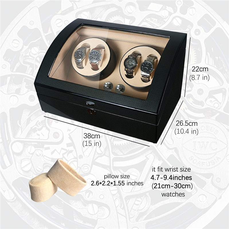 Ww 8078 10 Luxury Watch Box