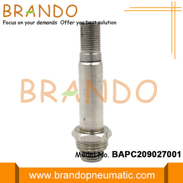 Solenoid Magnetic Plunger For Beverage Dispenser Valve