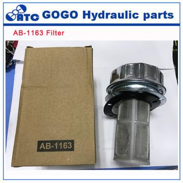 AB1162 AB1163 Filter breather filters fuel tank cap filter, hydraulic oil tank filler, diesel generator set fuel port