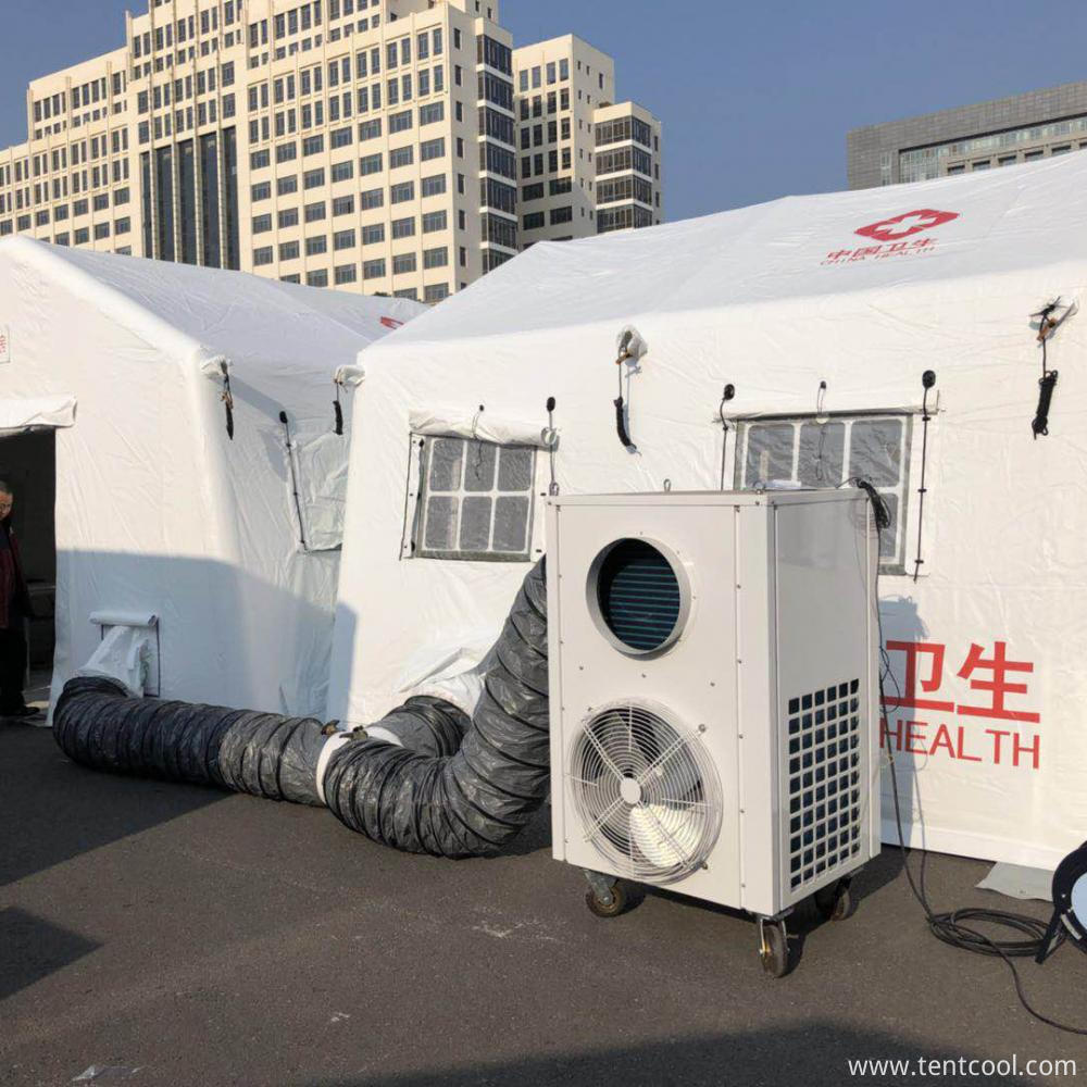 Mobile Field Hospital Air Conditioner