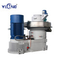 Yulong Sunflower Husk Pellet Maker
