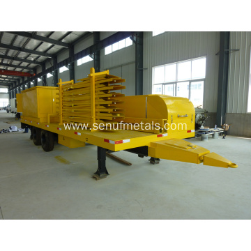 C truss purlin large-span machine from China