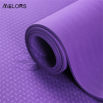 Melors High Density Soft Tpe Yoga motta