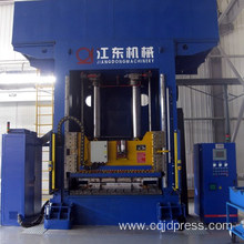 Automobile interior SMC hydraulic press