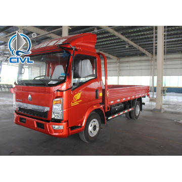 4x2 Light Duty Cargo Van Truck Lorry Truck