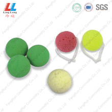 Circle Little Bathing Sponge Item