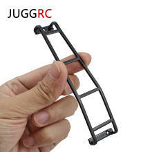 Metal Simulation Back Ladder Stairs for 1/10 RC Crawler SCX10 MST TRX4 TRX6 G500 G63 D90 TRX-4 TRX-6 Upgrade Parts