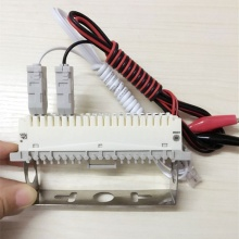 110 Head Alligator Clip RJ11 Voice Module Test Cord Lead For Telecom Patch Panel