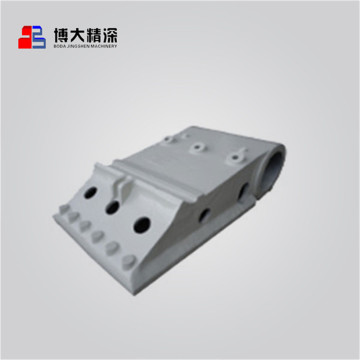 C200 jaw crusher machine parts jaw assembly