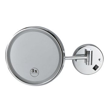 Bathroom Lighting Cosmetic Wall Round LED Mirror