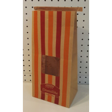 paper bag with PE film in side
