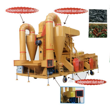 Big Capacity Combined Seed Cleaner Complex