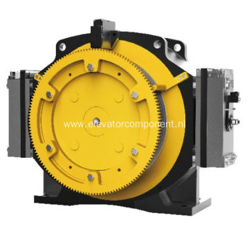 Passenger Lift Gearless Traction Machine