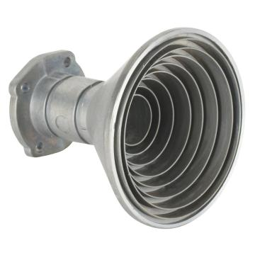 aluminum die casting communication horn