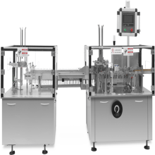 Automatic Cream cartoning machine