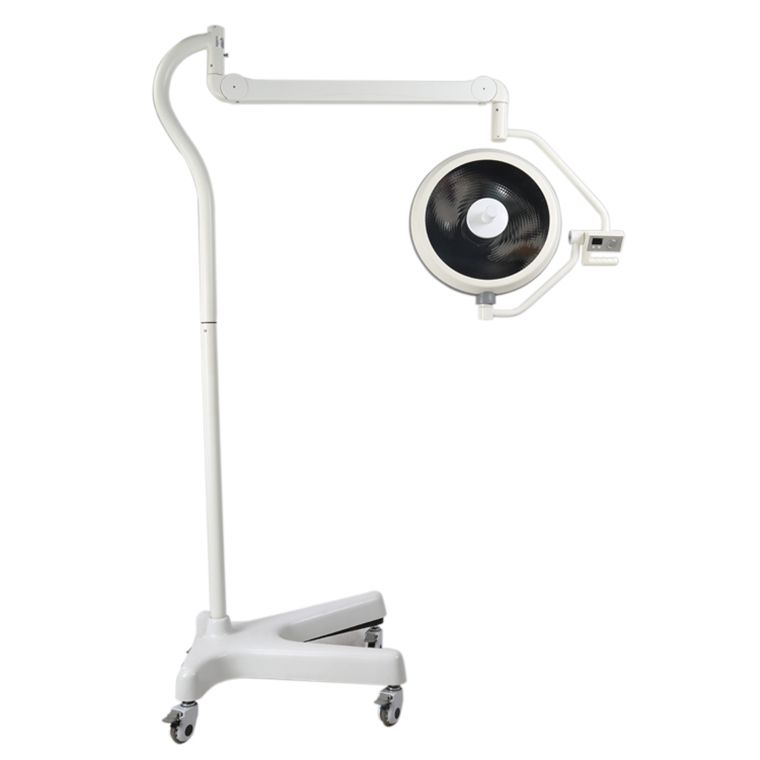 Single Head Halogen shadowless led operating light