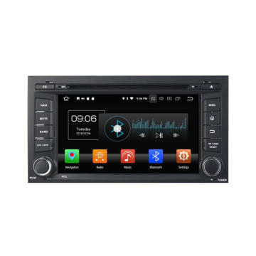 car stereo with gps for LEON 2014