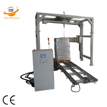 Rotary Stretch Wrapping Machine with top sheet