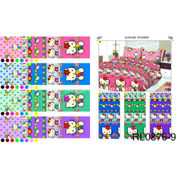 Print Fabric For Home Textile Kid Hello Kitty
