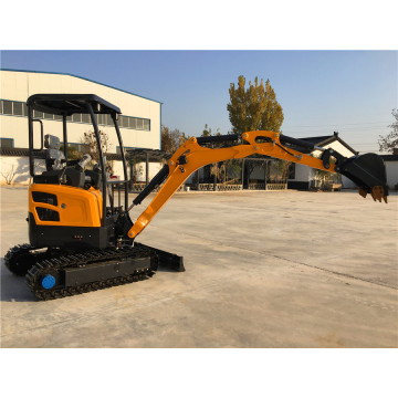 3ton Small Energy Saving Compact Crawler Excavator