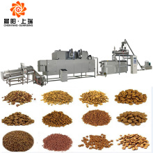 Dog cat food pellet making machine production line