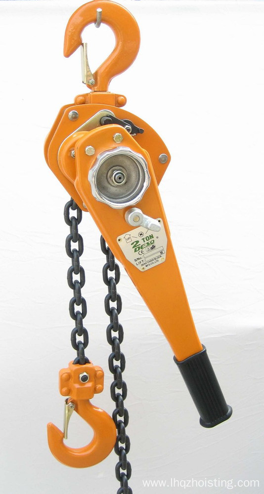 Vital Lever Chain Hoist 0.75ton Lever Handle Block
