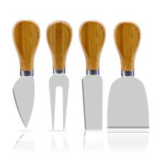 4 Pieces Set Cheese Knives