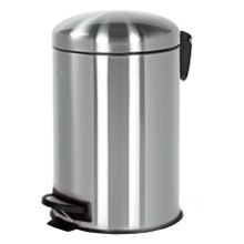 Stainless steel Kitchen Step Trash  can