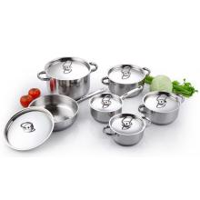 Hot Selling Stainless Steel-12 PCS Cooking Tool