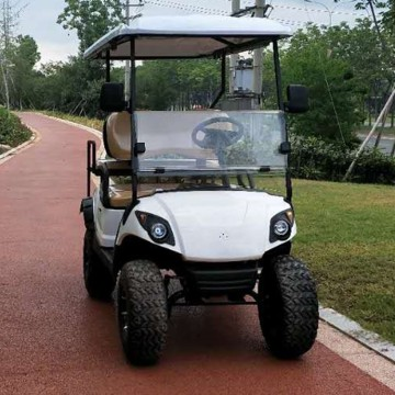 Off road cart 4 seats electric golf cart