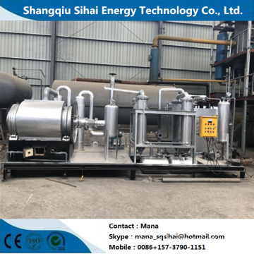 Good After-sale Pyrolysis Plant for Plastic