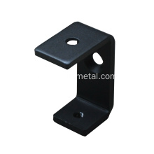 6mm Thick Table Clamp With Adjustable Knob Screw