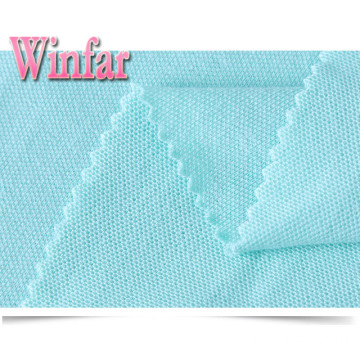 Eco-friendly Knit Pique Fabric 100% Cotton