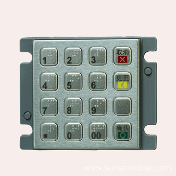Mini Size Encrypted PIN pad